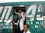 Bus Repnas Jelajah Nusantara Sosialisasikan Hasil Kerja Jokowi