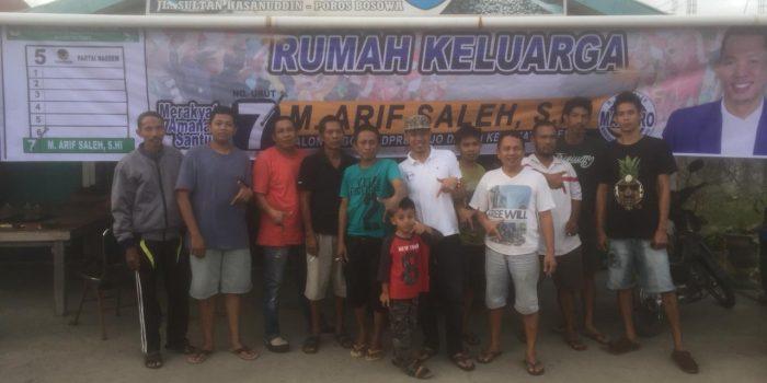 Direktur JSI: Kami Tak Bisa Halangi Niat Baik Arif Saleh Pulang Mengabdi