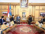 Gubernur Sulsel – Duta Besar China Bahas Rencana Kerjasama Berbagai Bidang