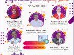 lewat Dialog, Rudy Pieter Goni Bakal Bahas 'Jangan Biarkan Jokowi Berjuang Sendiri'