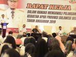Nurdin Abdullah Inginkan Lelang Kegiatan Dilaksanakan dengan Bersih dan Profesional