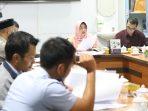 Pansus Perawat Lanjut Rapat Bahas Tentang Naskah Akademik