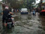 Sebagian Wilayah Makassar Terendam Banjir