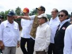 Wapres  Jusuf Kalla  Kunjungi Lokasi Bencana