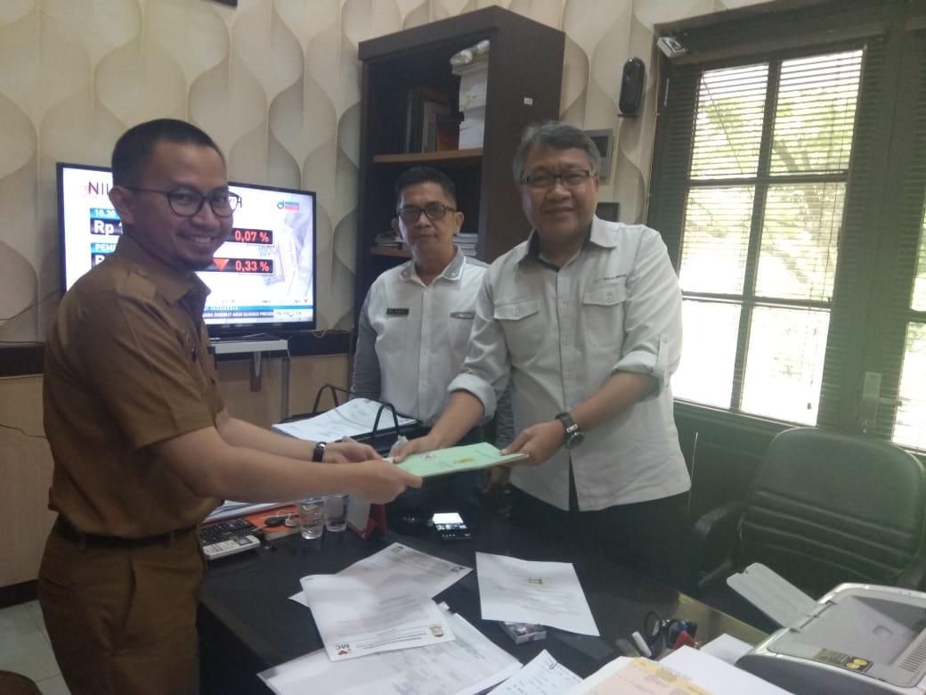 Akhirnya KIK Serahkan HPL Pasar Niaga Daya ke Pemkot Makassar
