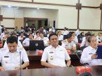 Bupati Barru Suardi Saleh, Menghadiri Rapat Koordinasi Pemberantasan Korupsi Trintegrasi