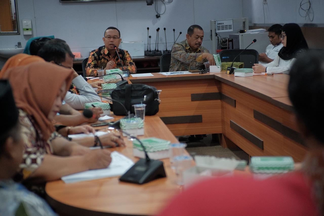 DPRD kota Probolinggo Sambangi DPRD Makassar Bahas Tentang Peningkatan PAD