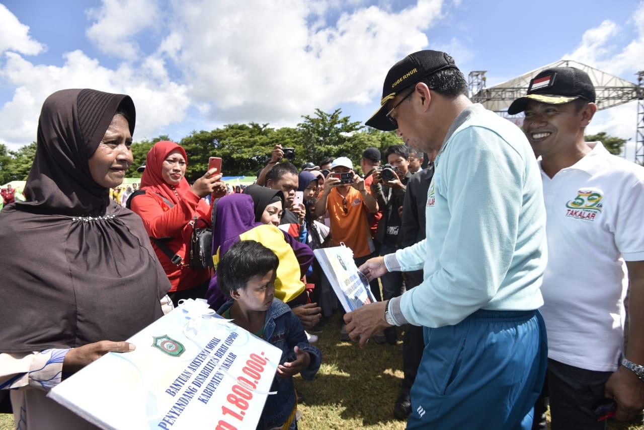 Gubernur Sulsel Jadikan Takalar Lumbung Daging