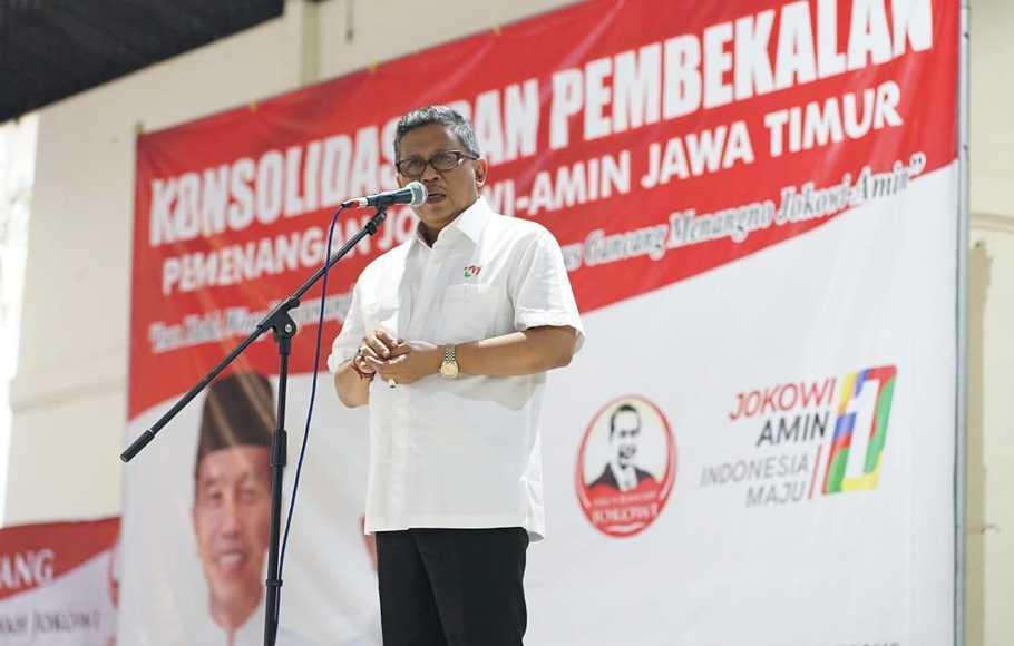 Hasto: Laporan Tim Prabowo ke Bawaslu Karena Kalah Debat