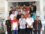 Ingin Sinergitas, Forum LSM Barru Gelar Dialog Audiensi Dengan Bupati Barru