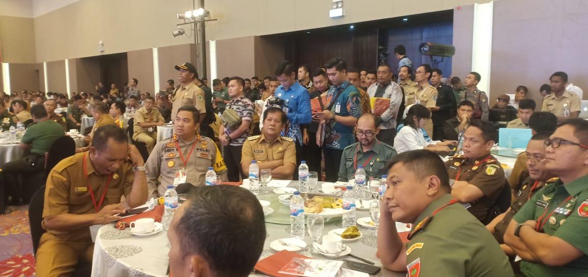 Kegiatan Rekor Nasional Dimakassar DiBuka Oleh Dirjen Politik, Bupati Soppeng Sebut, Pungsinya