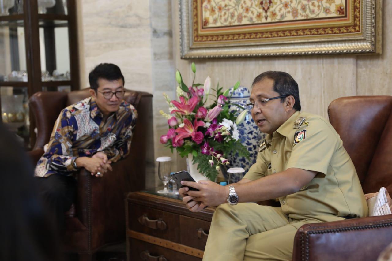 Makassar Ditunjuk Pihak Kemenlu Jadi Tuan Rumah Diplofest 2019
