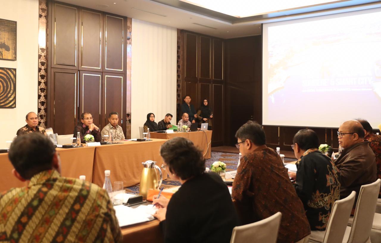 Makassar Masuk Nominasi Anugerah Paritrana