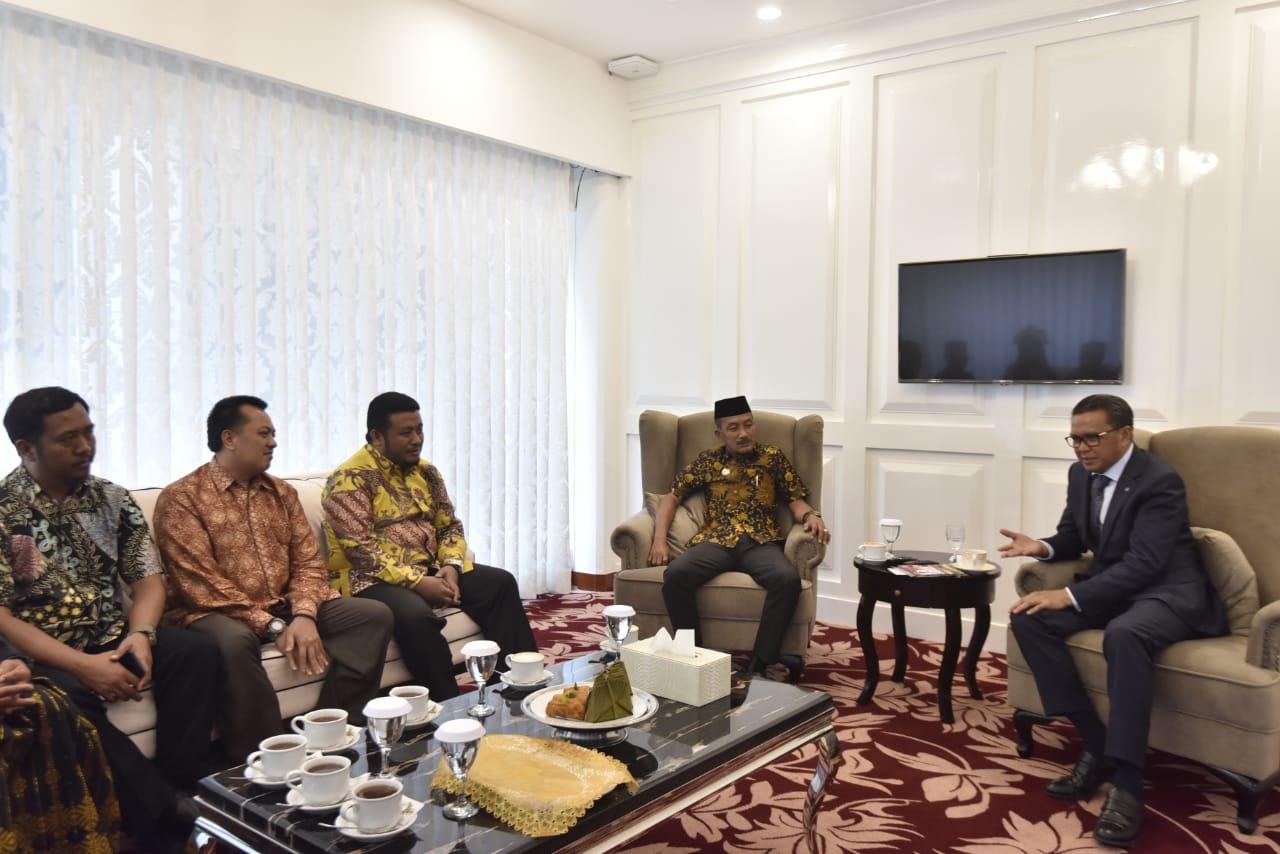 Masuk Februari, Tiga Kepala Daerah Temui Gubernur Sulsel