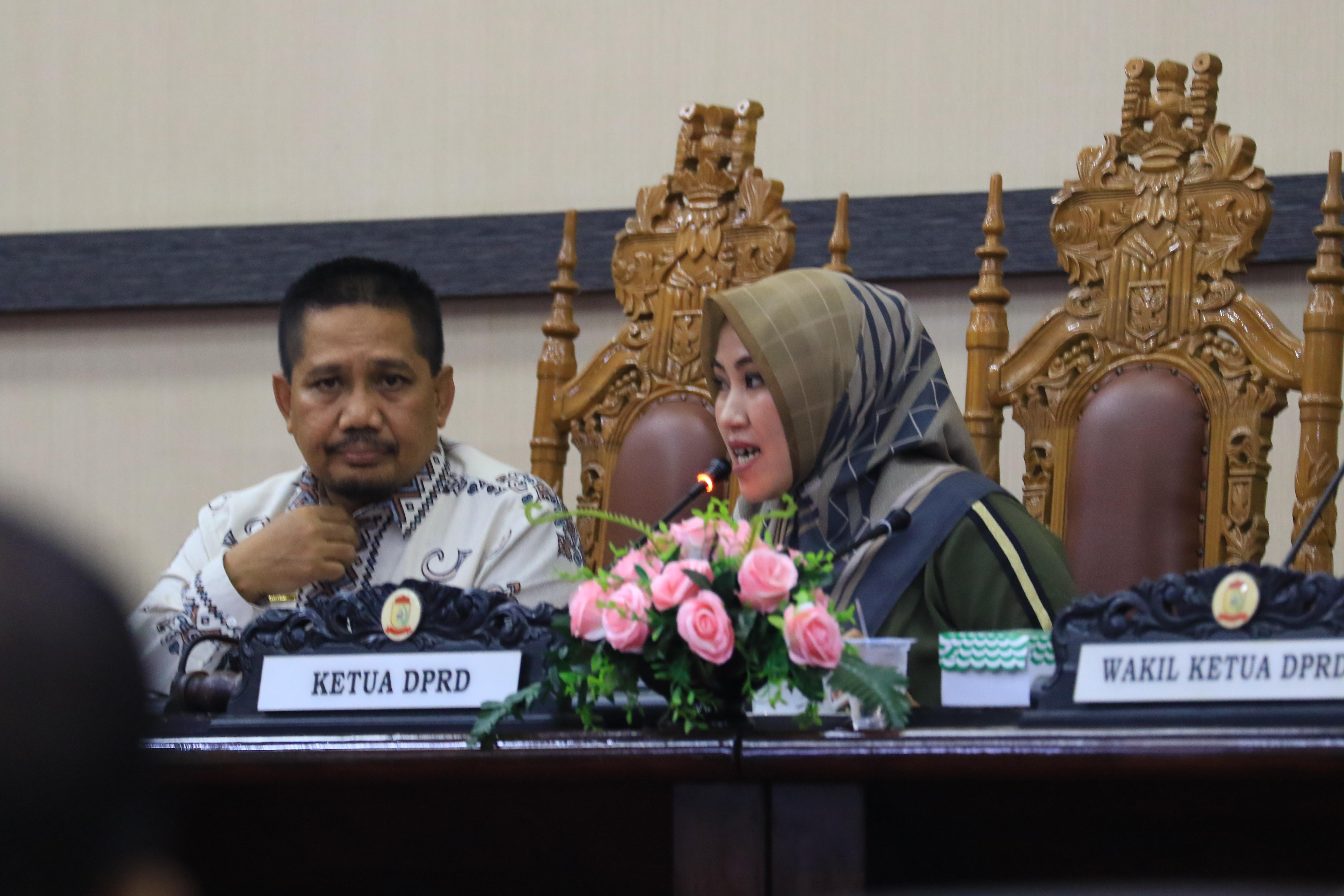 Pansus Ranperda Makassar Kota Dunia Gelar Rapat Lanjutan