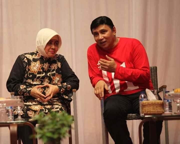 Pemgamat Puji Rudy Pieter Goni Aktif Menangkan Jokowi-Ma'ruf di Sulsel
