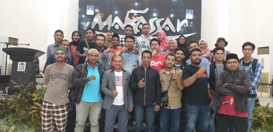 Pengurus Hipmi Malra Raya Makassar, Resmi dilantik di Rujab Wali Kota Makassar