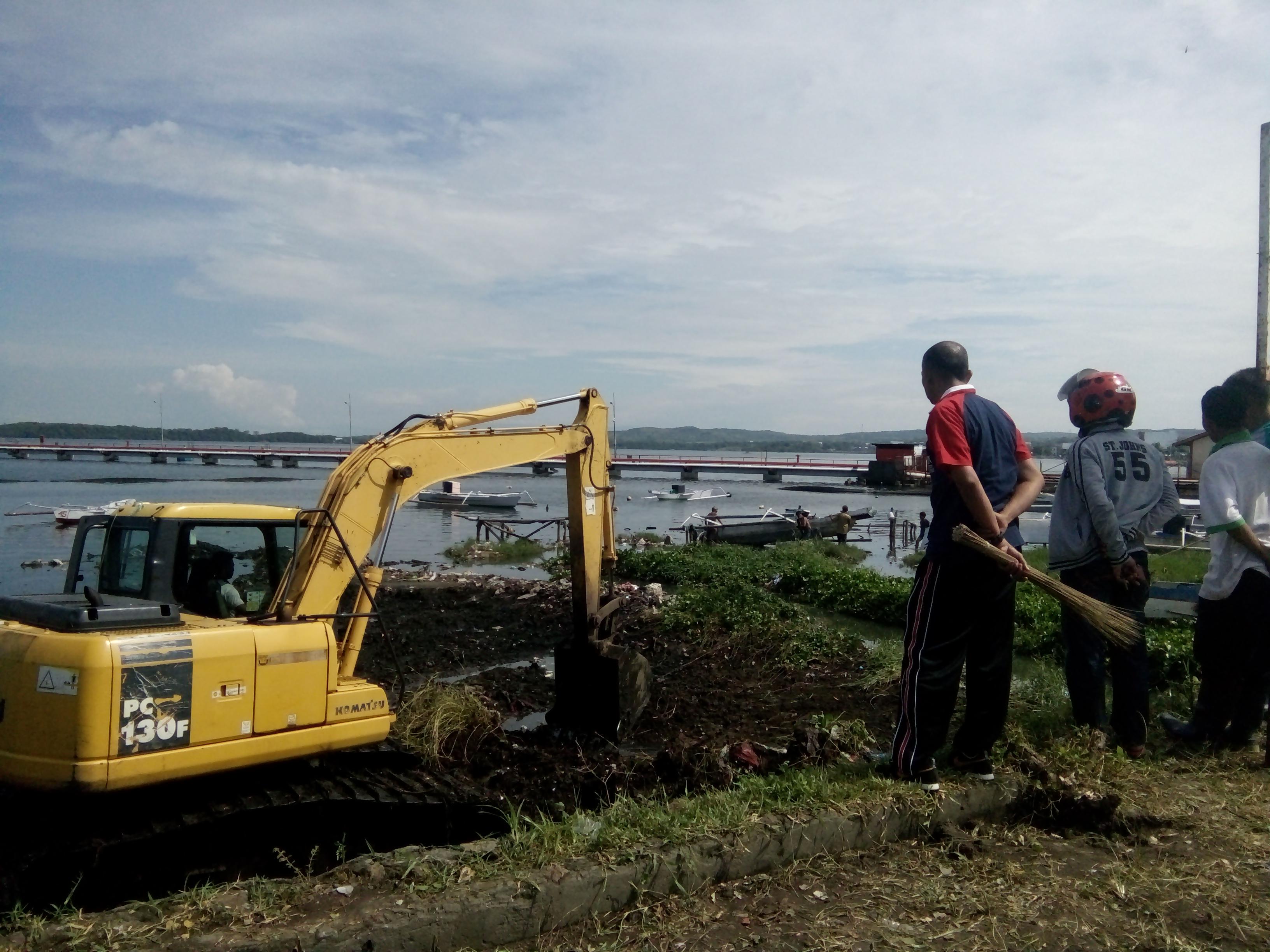 Peringati HPSN 2019, Pemkot-Pertamina Parepare Gelar Aksi Bersih Pantai