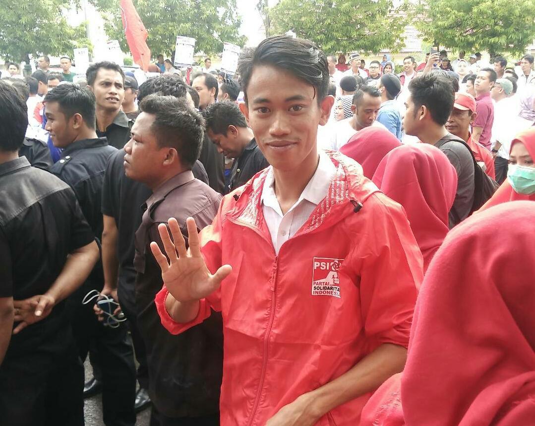 Politisi Muda Pangkep ternyata Alumni Politeknik Pangkep