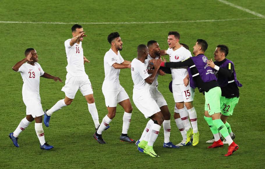 Taklukkan Jepang, Qatar Juara Piala Asia