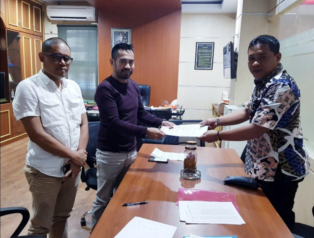 Terima Aduan Penyalahgunaan Program PKH, Iskandar Lewa Perhadapkan Ke Kepolisian