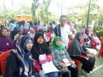 Tulus Bertarung di Pileg Makassar, Yusuf Sandy Minta Restu Warga Keluarahan Bonto Makkio