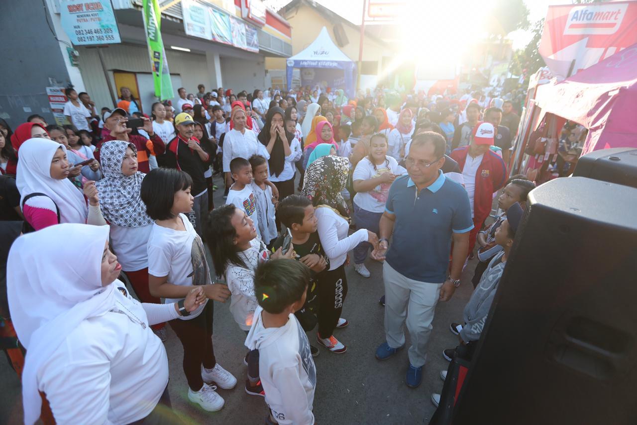 Wali Kota Makassar Target Partisipasi Pemilih di Makassar Mencapai 75 Persen