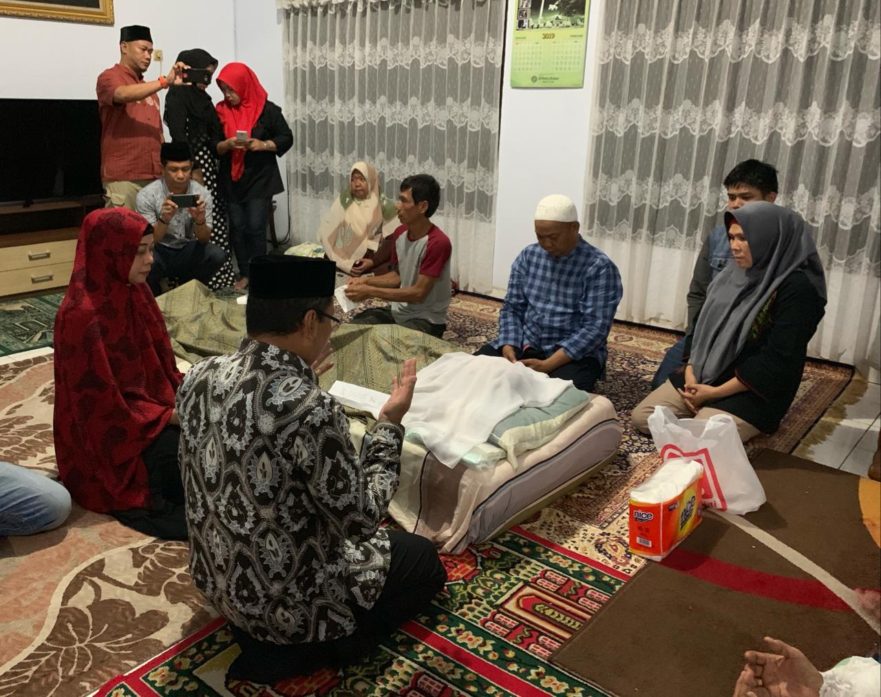 Walikota Makassar Berduka Atas Berpulangnya Kabid Tata Ruang