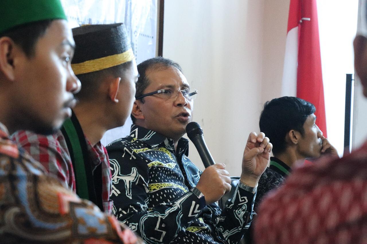 Walikota Makassar Didaulat Jadi Narasumber Dialog HMI