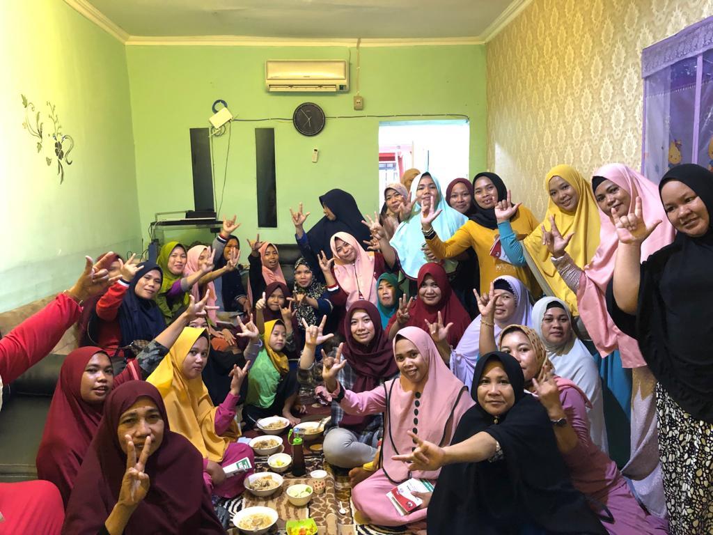 Annisa Ajak Pemilih Milenial Bersama Majukan Makassar