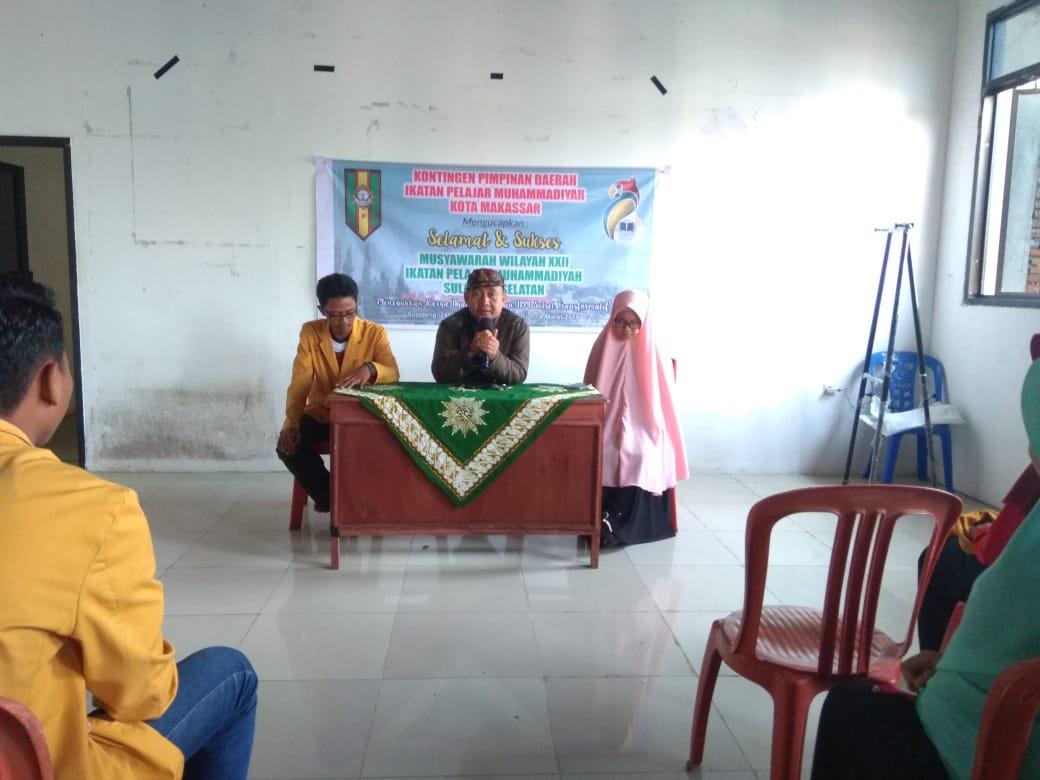 Boyong Ratusan Kader, IPM Makassar Siap Sukseskan Musywil XXII di Soppeng