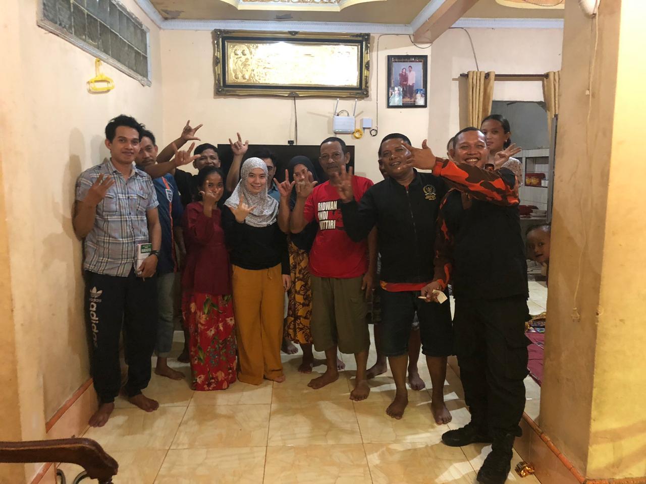 Didukung Komunitas Sop saudara Pangkep, Annisa Makin Percaya Diri Lolos ke DPRD kota Makassar