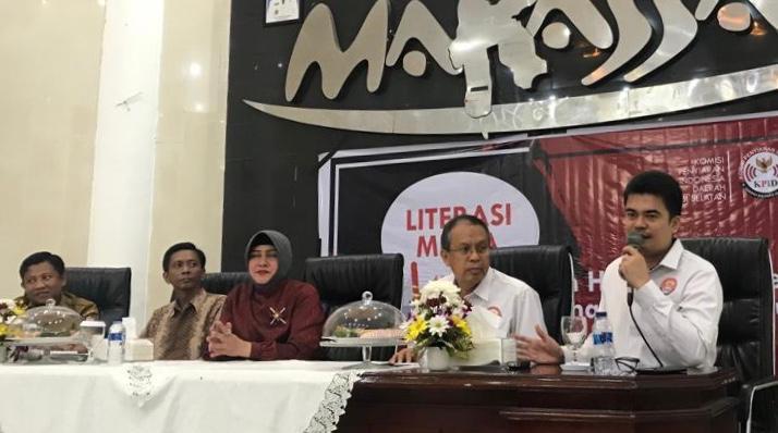 Dihadapan Kaum Millenial, Indira Jusuf Ismail Bahas Literasi Media