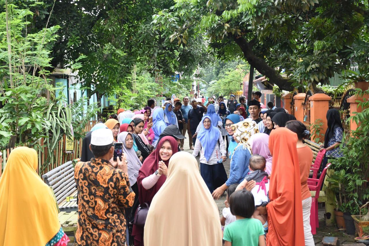 Fatmah Yusuf Ismail InginSiap Perjuangkan Industri Rumahan Makassar