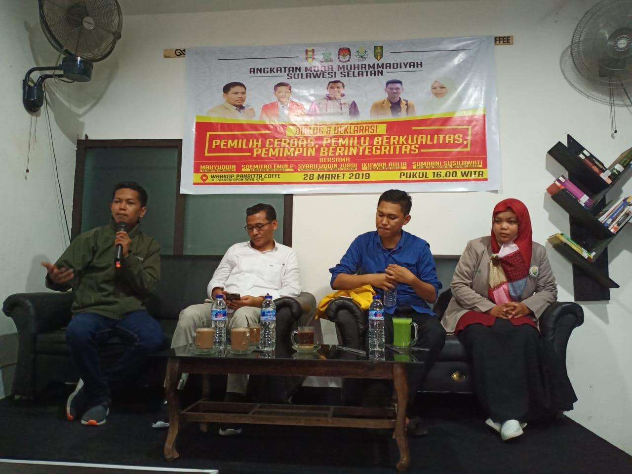 Gandeng KPU, AMM Sulsel Siap Sukseskan Pemilu 2019, Berikut Ikrarnya