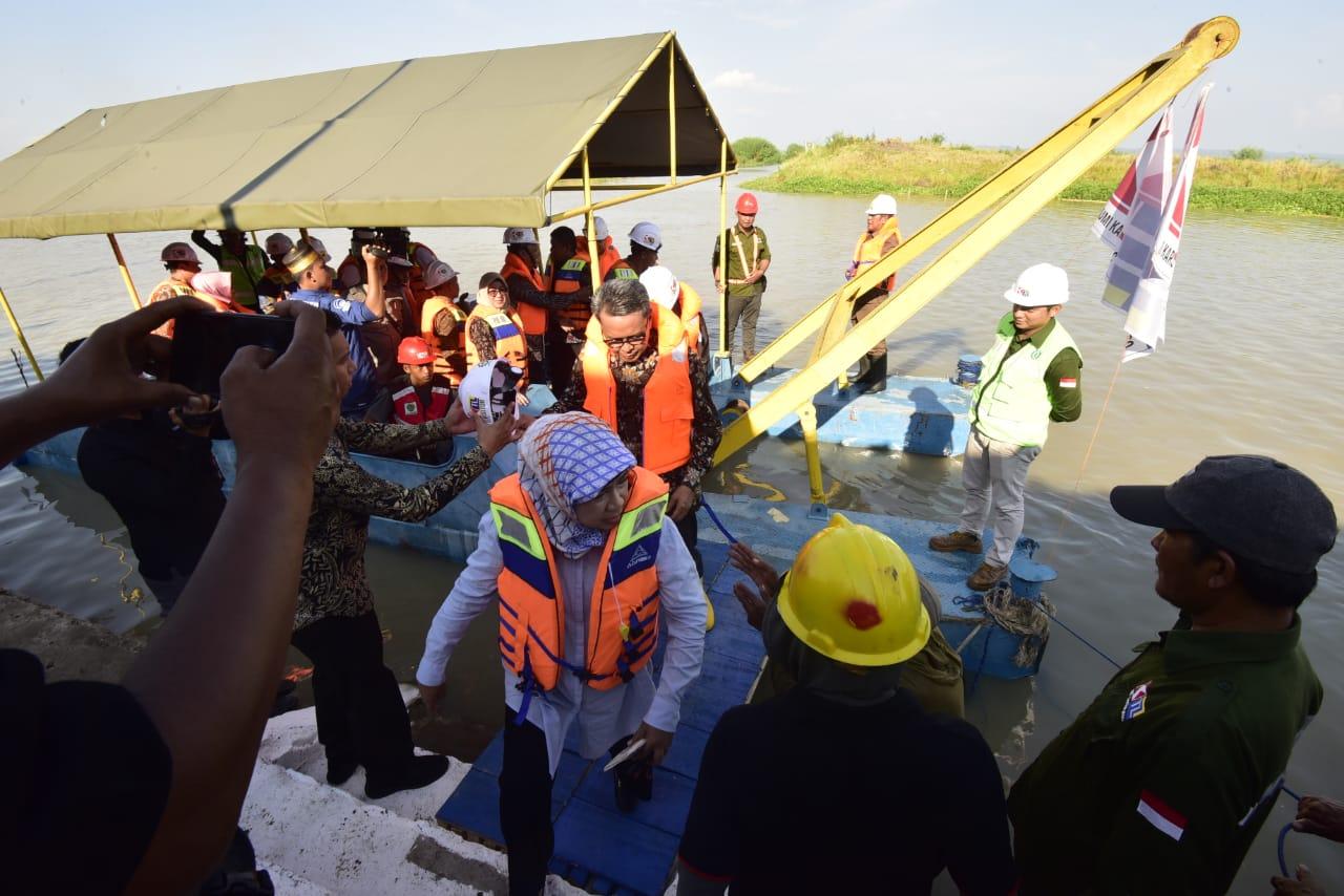 Gubernur Minta Revitalisasi Jangan Rusak Keindahan Danau Tempe