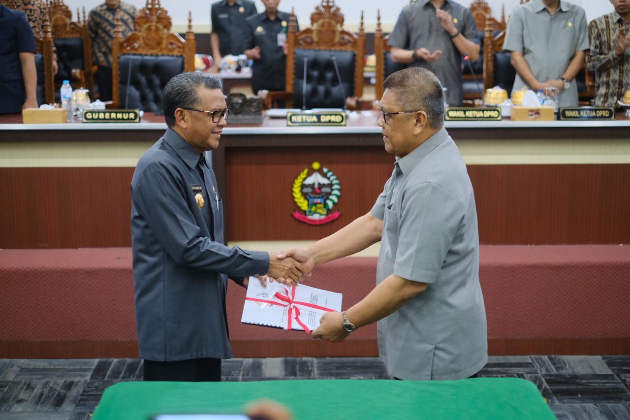 Gubernur Sulsel Harap Sinergi yang Baik antara Pemprov dengan Legislatif