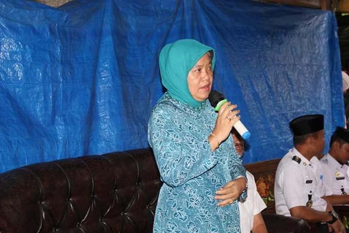 Hasnah Syam, MARS Distribusikan Kartu Indonesia Sehat