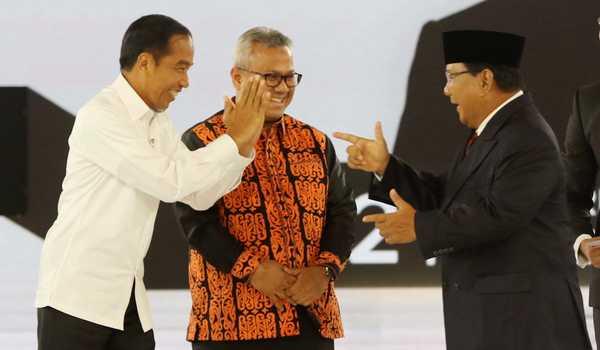 Hasto: Prabowo Tidak Beranjak dari Kritik Usang