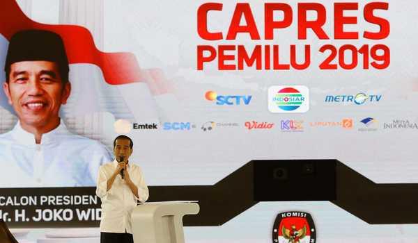 Indonesia Berpenduduk Muslim Terbesar, Jokowi Sebut Sebagai Kekuatan Diplomasi