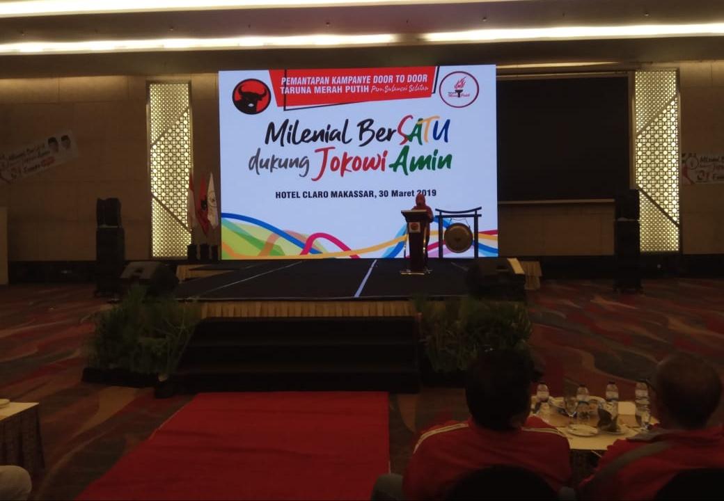 Jadi Ketua Panitia di Kampanye Dialogis JokowiAmin, Annisa Makin Semangat Bergerak Menangkan Pilpres dan Pileg