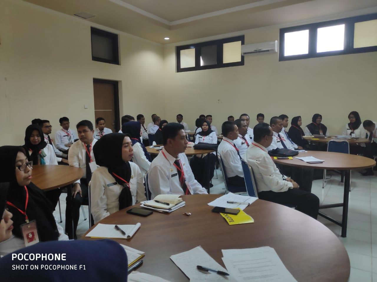 Jadi Narsum Pada Diklatpim IV BPSDM Makassar, Ini Harapan Wabup Kepulauan Selayar
