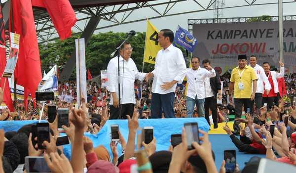 Jokowi: Kekuatan Militer Kita Nomor 1 di ASEAN, Jangan Ragukan TNI