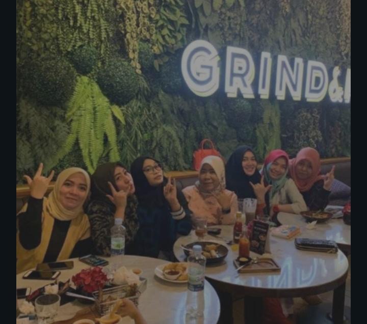 Maju di Pileg Kota Makassar, Giliran Komunitas Hijab Beri Dukungannya Untuk Annisa