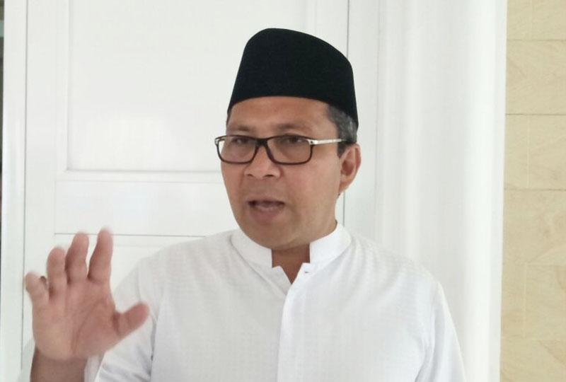 "Soal Insiden Teror di Selandia Baru, Wali Kota Makassar ""Danny"" Sampaikan Pesan Damai & Duka Cita"
