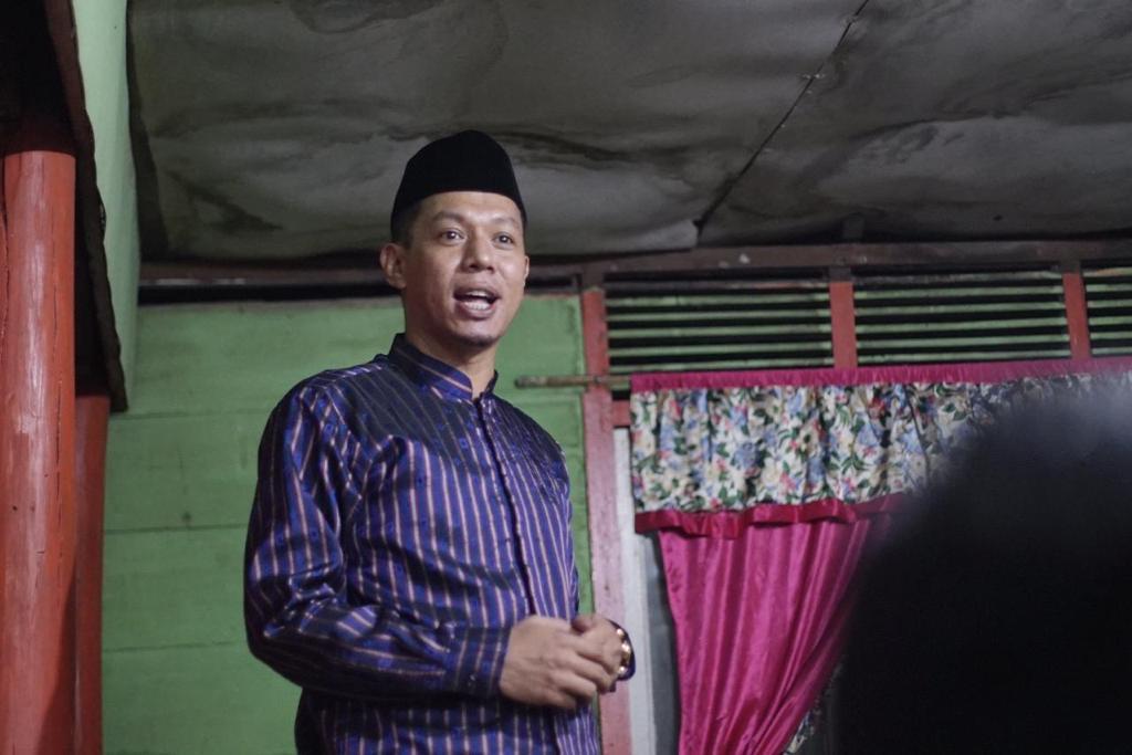 Tulisan Arif Saleh Jelang Pileg: Dari Mas Bro untuk Wajo