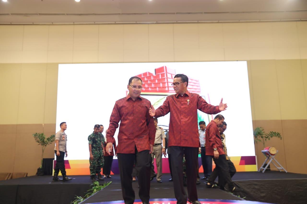 Wali Kota Makassar dan Gubernur Sulsel Hadiri Musrembang Rencana Kerja Pemkot Makassar