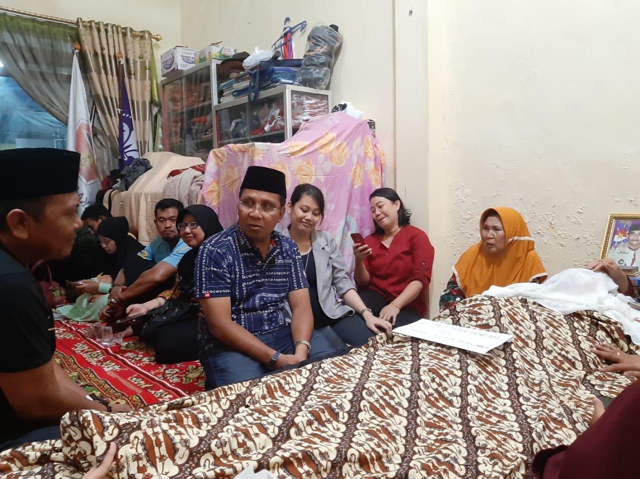 Wali Kota Makassar Melayat ke Rumah Tokoh Muhammadiyah