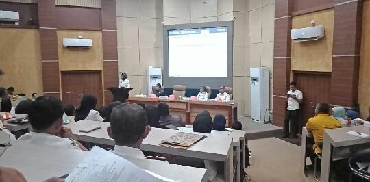 Wali Kota Parepare Buka Musrenbang RKPD Tahun 2020 Tingkat Kota