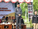 awaslu Gelar Apel Siaga Patroli Pengawasan Anti Politik Uang: Bupati Barru Pimpin